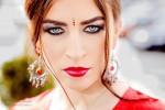 modelka: Wojciechowska Renata make_up: Ewa Szymańska Make Up
